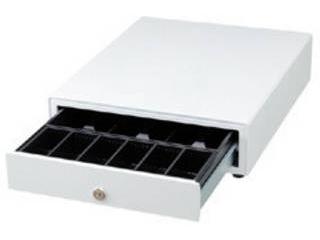 EPSON/エプソン サーマルレシートプリンター用 キャッシュドロアー/3札6硬貨/ホワイト CD-B3336W