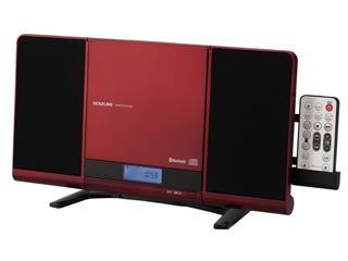 KOIZUMI/コイズミ SDB-4339/R(レッド) ステレオCDシステム