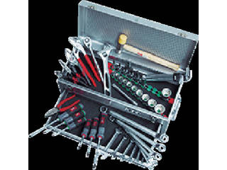 KYOTO TOOL/京都機械工具 KTC 工具セット(チェストタイプ:一般機械整備向) SK4520MXBK