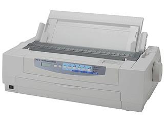 NEC ラウンド型ドットインパクトプリンター MultiImpact(マルチインパクト)シリーズ 201HE PR-D201HE