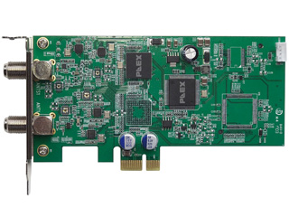 PLEX/プレクス 【納期11月中旬】PCI-Express型 3波対応(地デジ/BS/CS)テレビチューナー PX-W3PE4