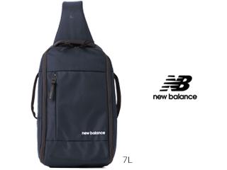 NewBalance/ニューバランス NORTH END 【ネイビー】 MID TECH ワンショルダーバッグ (JABL9770)