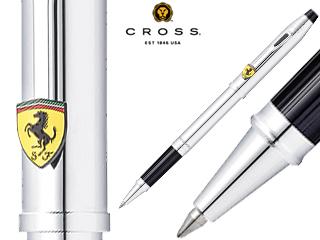 CROSS/クロス セレクチップローラーボール■センチュリー フォー スクーデリア・フェラーリ【ポリッシュトクローム】