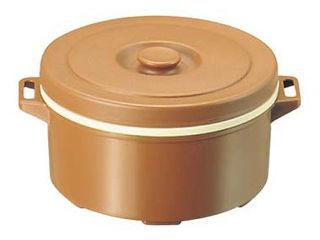 プラスチック 保温食缶 みそ汁用 DF-M1 大 D/B