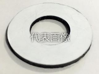Matex/ジャパンマテックス 【G2-F】低面圧用膨張黒鉛+PTFEガスケット 8100F-1.5t-RF-10K-550A(1枚)