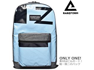 RAREFORM/レアフォーム 一点限り! ビルボードリサイクル ACE BACKPACK バッグパック COOL / JPAB-0017