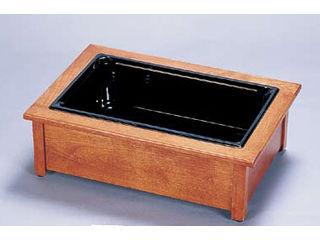 CAL-MIL 特価キャンペーン お歳暮 カルミル 木製 412-18 コールドケース