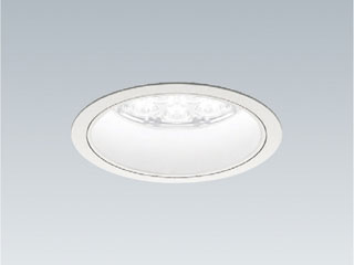 【広角配光】【電球色】【Smart ERD2165W-S LEDZ】【Rs-12】 ベースダウンライト ENDO/遠藤照明 白コーン