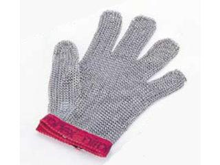 ニロフレックス メッシュ手袋5本指/L L5(青)