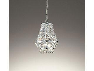 ODELIC/オーデリック OP034372BC LEDペンダントライト クリスタルガラス【Bluetooth 調光・調色】※リモコン別売