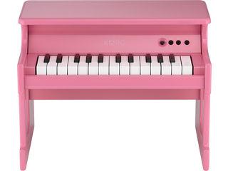 KORG/コルグ tinyPIANO-PK デジタル・トイ・ピアノ (ピンク) 【子ども用】【ミニピアノ】【贈り物】【入園祝い】