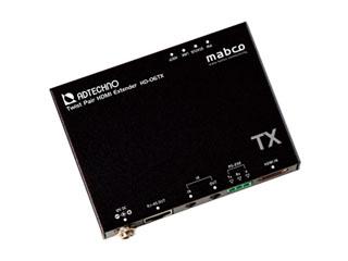 エーディテクノ HDBaseT HDMIエクステンダーTX HD-06TX 納期にお時間がかかる場合があります