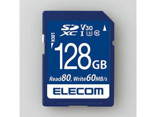 ELECOM/エレコム データ復旧SDXCカード(UHS-I U3 V30) 128GB MF-FS128GU13V3R