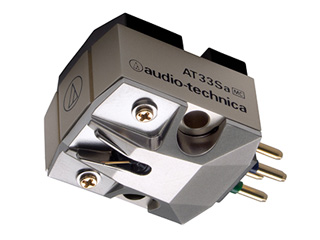 audio-technica/オーディオテクニカ AT33Sa MC型(デュアルムービングコイル)ステレオカートリッジ