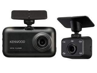 KENWOOD/ケンウッド DRV-MP740 スタンドアローン型車室内撮影対応2カメラドライブレコーダー 【GPS搭載/2.7V型/フルハイビジョン】