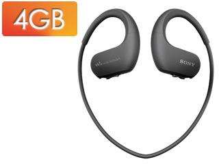 SONY ソニー 【納期1月下旬予定】NW-WS413-B(ブラック) 4GB ウォークマン Wシリーズ WALKMAN