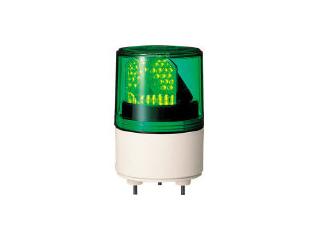 PATLITE/パトライト RLE型 LED超小型回転灯 Φ82 RLE-100-G