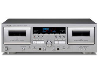 TEAC/ティアック W-1200 ダブルカセットデッキ