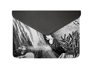 "MOZO MOOMIN Illustration Laptop Pouch 13"" Illustration 2 Surface用ケース MZESMOR213"