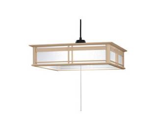 日立 日立 LED和風木枠ペンダントライト~8畳 LEP-CA801EJ