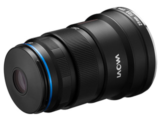 LAOWA/ラオワ LAO0031 LAOWA 25mm F2.8 2.5-5X ULTRA MACRO (ニコンFマウント用) Nikon Fマウント