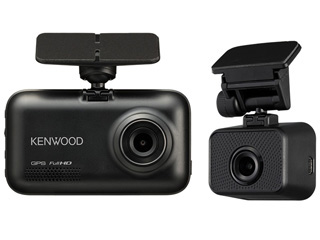 KENWOOD/ケンウッド DRV-MR740 スタンドアローン型前後撮影対応2カメラドライブレコーダー