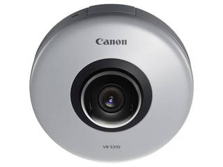 CANON キヤノン 納期未定 水平画角95°広角PTドームネットワークカメラ VB-S31D Mk II