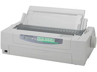 NEC ラウンド型ドットインパクトプリンター MultiImpact(マルチインパクト)シリーズ 201SE PR-D201SE 単品購入のみ可(取引先倉庫からの出荷のため) 【クレジットカード決済、決済のみ】