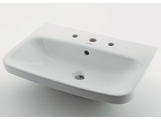 KAKUDAI/カクダイ #DU-2319650030 壁掛洗面器 3ホール