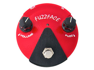 Jim Dunlop/ジム ダンロップ FFM2 Germanium Fuzz Face Mini エフェクター