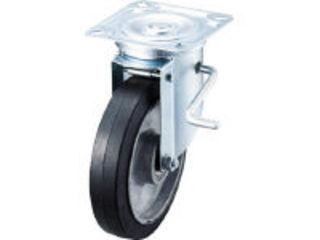 WAKO/ワコーパレット エアーキャスターイノアック牽引台車用(自在車ストッパー付) ASHG-200-AWDS