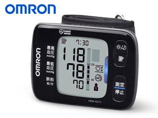 OMRON HEM-6311 手首用自動血圧計