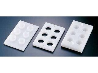 SUMIBE/住べテクノプラスチック PE手まり寿司型(6ヶ取)