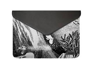 "MOZO MOOMIN Illustration Laptop Pouch 15"" Illustration 2 Surface用ケース MZESMOR215"