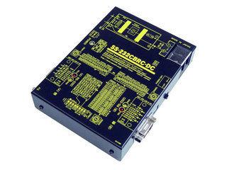 システムサコム RS232Cボーレート変換器 DC8-32Vタイプ SS-232CBRC-DC 納期にお時間がかかる場合があります