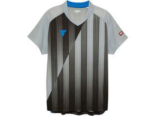 VICTAS(ヴィクタス) VICTAS V‐NGS052 ユニセックス ゲームシャツ/2XL/グレー