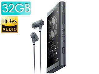 SONY/ソニー NW-A56HN-B (グレイッシュブラック) 32GB ウォークマンAシリーズ(メモリータイプ) ヘッドホン同梱