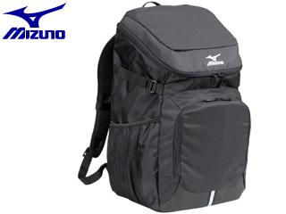 mizuno/ミズノ 33JD7102-90 チームバッグパック40-4 【約40L】 (ブラック)