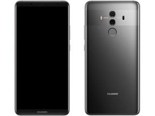HUAWEI ファーウェイ 6型SIMフリースマートフォン HUAWEI Mate 10 Pro チタニウムグレー