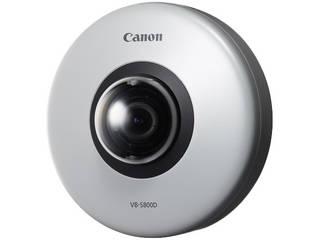 CANON/キヤノン 広角固定ドームネットワークカメラ VB-S800D Mk II