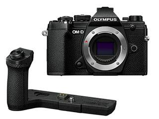 OLYMPUS/オリンパス OM-D E-M5 Mark III ボディ(ブラック)+ECG-5 専用外付けグリップセット 【em5mk3set】 【em5mk3】