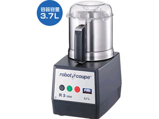 FMI/エフ・エム・アイ 【robot coupe/ロボクープ】R-3D カッターミキサー[100Vコンパクトタイプ]【3.7L】