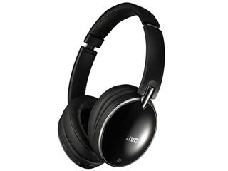 JVC/Victor/ビクター HA-S88BN ワイヤレスステレオヘッドセット ノイズキャンセリングヘッドホン 【Bluetooth対応ポータブルヘッドホン】
