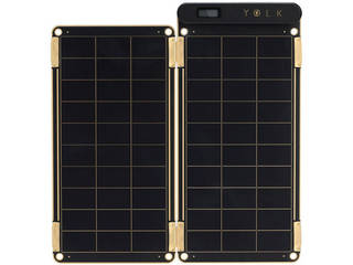 YOLK ヨーク ソーラー充電器 Solar Paper ソーラー ペーパー 5W YO8998 2ポート /ソーラーチャージャータイプ