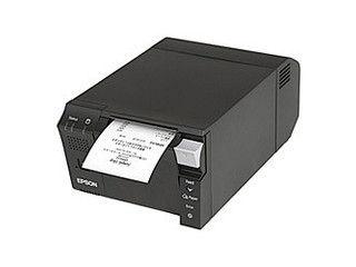EPSON/エプソン 【キャンセル不可商品】スマートレシートプリンター/ラインサーマル/58mm/PC一体型/ブラック TM702DT714