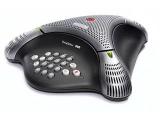Polycom/ポリコム 【キャンセル不可商品】PPSS-VS300 電話会議システム VoiceStation 300 2200-17910-002