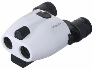 ★メーカー在庫僅少の為、納期にお時間がかかる場合があります。 Vixen/ビクセン ATERA H10×21 アテラ 防振双眼鏡 ホワイト【10x21】ケース・ストラップ付