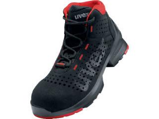 uvex/ウベックス ブーツ ブラック 26.0cm 8547.5-41