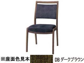 KOIZUMI/コイズミ 【ROUND OAK】 チェア 背張りチェア KRC-1552 WTDB ダークブラウン 【受注生産品の為キャンセルはお受けできません】