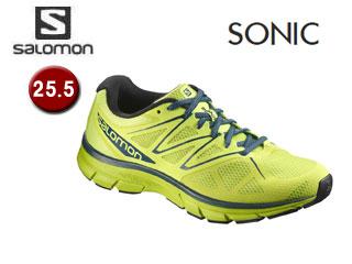 大特価放出! SALOMON/サロモン L39355000 メンズ SONIC L39355000 ランニングシューズ【25.5】 メンズ【25.5】, よよぎやshop:c35d75b8 --- hortafacil.dominiotemporario.com